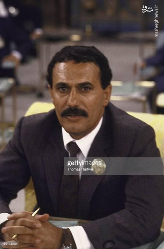 2128203 - تصاویری از دوران زندگی «علی عبدالله صالح»