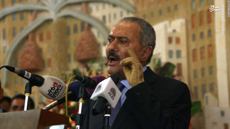 2128205 - تصاویری از دوران زندگی «علی عبدالله صالح»