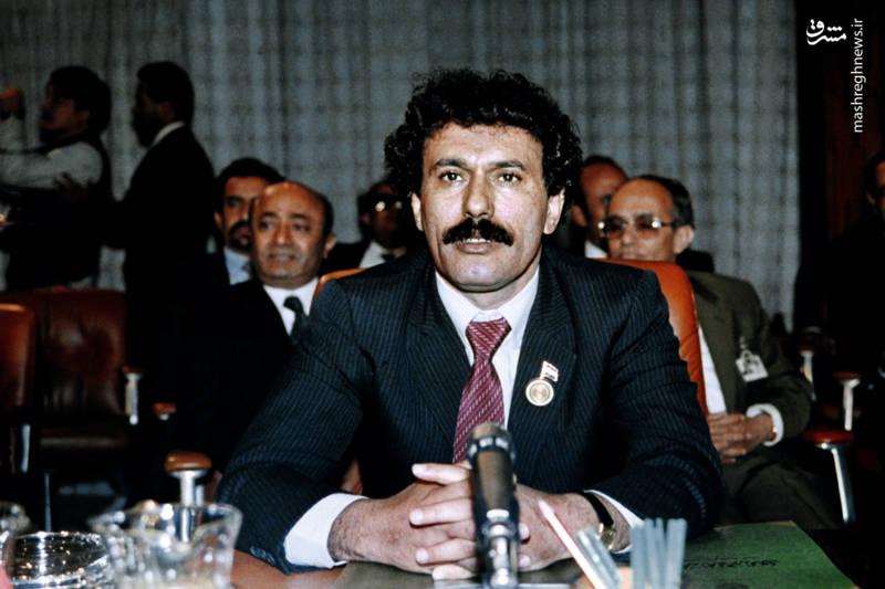 2128211 - تصاویری از دوران زندگی «علی عبدالله صالح»