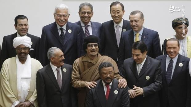 2128220 - تصاویری از دوران زندگی «علی عبدالله صالح»
