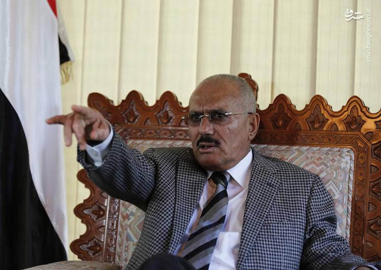 2128223 - تصاویری از دوران زندگی «علی عبدالله صالح»