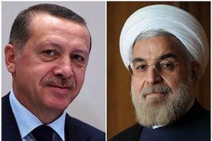روحانی اردوغان