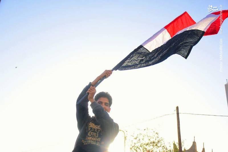 جشن مردم یمن در پی شکست فتنه