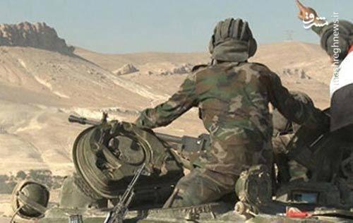 پیروزی راهبردی جبهه مقاومت در غرب پایتخت سوریه