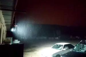 فیلم/ بارش سیل آسای باران در سرپل ذهاب