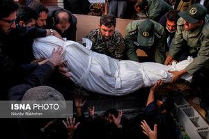 عکس/ تشییع شهید منصور عباسی در شهرکرد