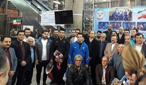 بازگشت وزنه برداری به ایران