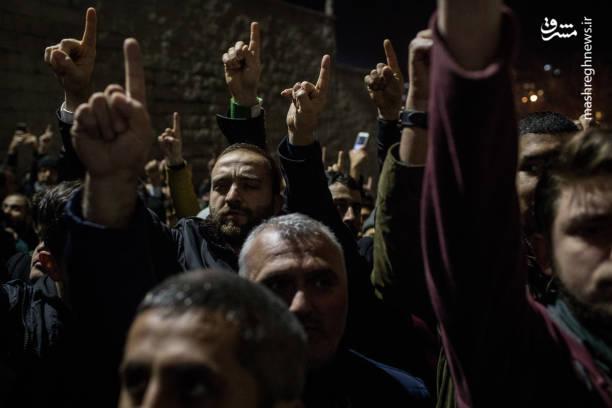 تصمیم ترامپ مردم ترکیه را به خیابان کشاند