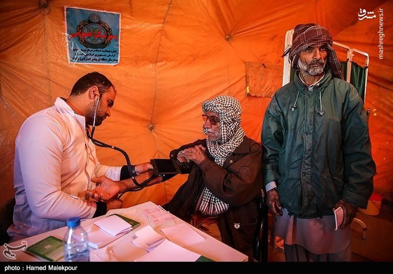 رزمایش مردمیاری ارتش در مناطق محروم سیستان و بلوچستان