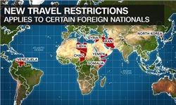 تمدید ممنوعیت مهاجرتی به آمریکا توسط ترامپ