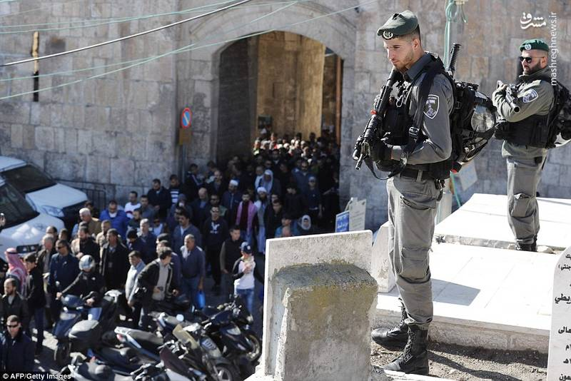 بیت المقدس، فلسطین