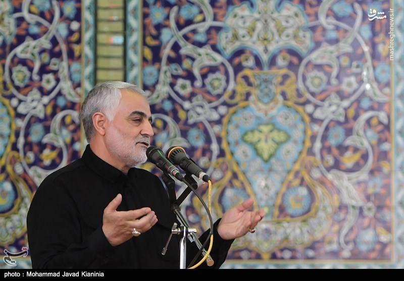 سرلشکر سلیمانی: انقلاب اسلامی هرگز روح کهنگی به خود نخواهد گرفت/ جوانان امروز پایبند به اصول نظام هستند