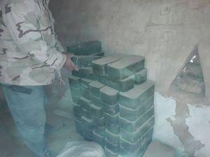 عکس/ کشف انبار سلاحهای داعش در عراق