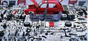 علت اصلی کیفیت پایین خودروهای داخلی/ کدام قطعات خودرو از چین وارد میشود؟+ جدول