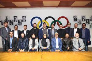 حمید سوریان رئیس کمیسیون ورزشکاران شد