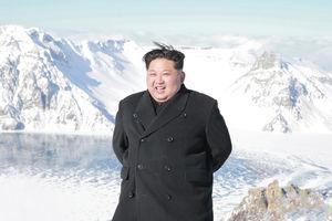 فیلم/ اسب سواری رهبر کره شمالی