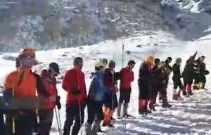 فیلم/ گزارشی از یافتن کوهنوردهای اشترانکوه