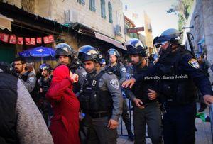 رژیم صهیونیستی ورودی شهرهای «رامالله و البیره» را بست