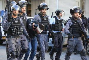 زخمی شدن ۸۰ فلسطینی در غزه و کرانه باختری