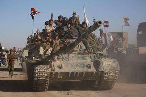 عکس/ پایان ۴ سال اشغالگری داعش در عراق