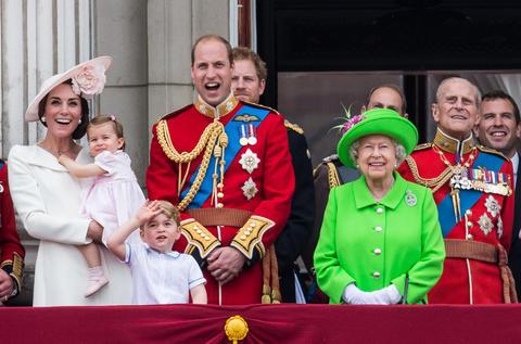 فیلم/ فساد جنسی در خاندان سلطنتی انگلیس!
