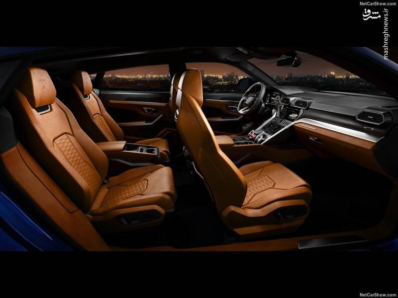 Lamborghini Urus (2019)