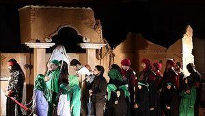 استقبال عراقیها از همایش تئاتر اربعین