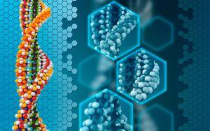 اوریگامی DNA