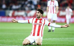 عکس/ انصاری فرد در صدر جدول گلزنان سوپر لیگ یونان