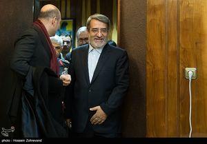 امشب وزیرکشور از زلزله تهران گزارش میدهد