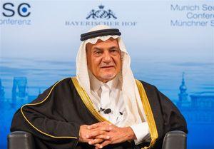 دیدار رئیس سابق موساد با شاهزاده سعودی