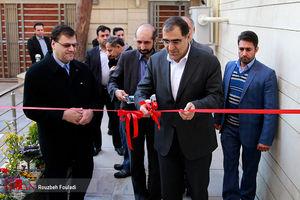 عکس/ افتتاح مرکز ملی تحقیقات راهبردی آموزش علوم پزشکی