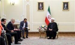 در دیدار روحانی با وزیر خارجه انگلیس چه گذشت؟