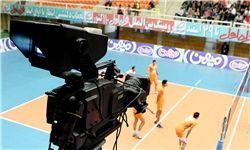 اعطای حق پخش تلویزیونی مسابقات ورزشی به وزارت ورزش