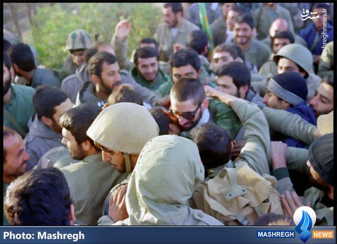 حاج علی فضلی در جمع بسیجیان