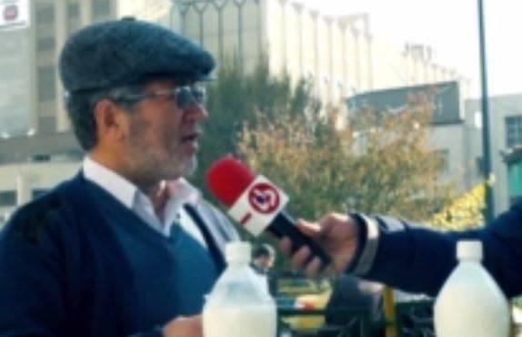 فیلم /واکنش دیدنی مردم به واردات «دوغ»