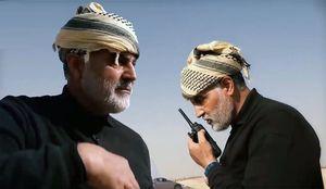 ایران مطمئنترین همسایه و متحد برای عراق است/ عراقیها به سردار سلیمانی بیش از آمریکا اعتماد دارند +عکس و فیلم