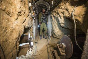 تونل حماس