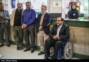 بیمه تکمیلی جانبازان توسط بنیاد شهید قطع شد