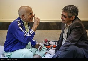 عکس/ دیدار ایثارگران با جانبازان اعصاب و روان|2797455