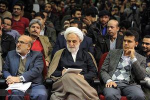 فیلم/ نشست دانشجویی اژهای در دانشگاه شریف