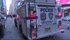فیلم/ لحظه انفجار در مترو نیویورک