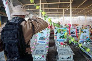 عکس/ سران مقاومت عراق در جشن بزرگ پیروزی