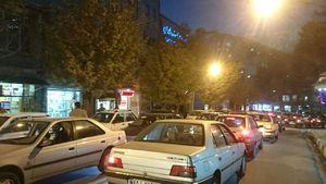 عکس/ خیابانهای پاوه پس از زلزله