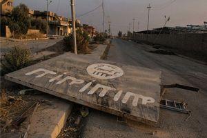 توقیف چند انبار سلاح همراه با دستگیری ۱۲ داعشی در الانبار