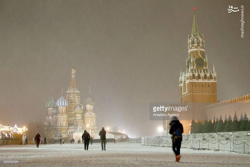 مسکو-رسیه