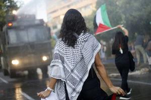 تظاهرات حمایت از فلسطین در آمریکای جنوبی
