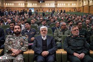 عکس/ همایش فرماندهی و کنترل ایران