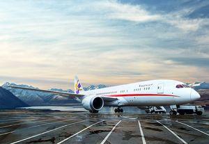 نگاهی به درون تنها هواپیمای شخصی بویینگ 787 شخصی در جهان
