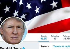 جدال توئیتری آمریکاییها بر سر کرونا +عکس